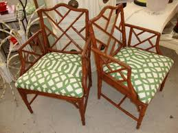 Vintage Bamboo Chairs Circa Chippendales The Circa And The Who