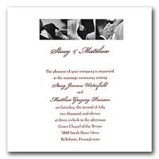 invitation wording etiquette christian wedding invitation wording from and groom