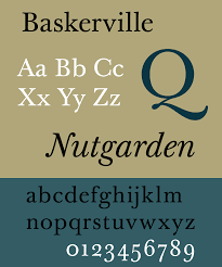 baskerville wikipedia