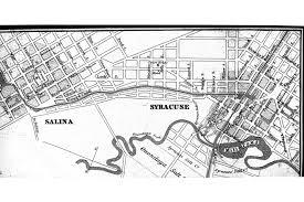 map of the erie canal syracuse and the abandonment of the erie canal a topnotch