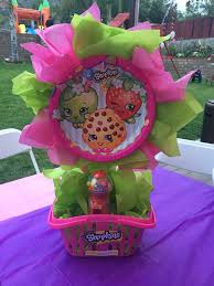 Ideas For Centerpieces For Birthday Party by 154 Best Shopkins Party Ideas Images On Pinterest Birthday Party