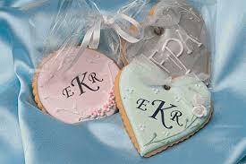 favor cookies monogrammed cookies