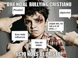 No Al Bullying Memes - memes cristianos on twitter exacto dile no http t co