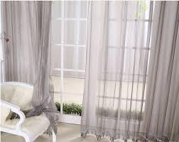 Sheer Gray Curtains Light Gray Sheer Curtains Decorating With Sheer Gray Curtains