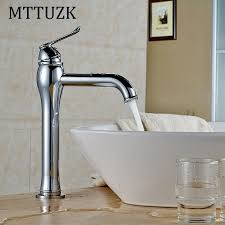 Bathroom Fixtures Wholesale Mttuzk Wholesale And Retail Deck Mount Bathroom Faucet Single