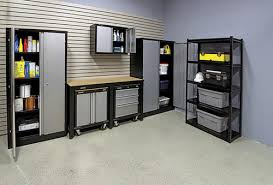 Garage Shelving System by Performax Complete Steel Storage System At Menards