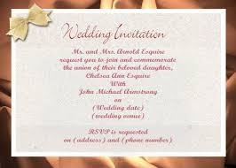 how to write a wedding invitation how write wedding invitations exles formal print sle