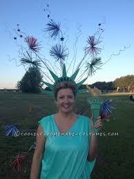 Lady Liberty Halloween Costume Original 4th July Statue Liberty Costume Liberty Costumes