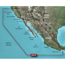 Garmin Mexico Maps by Vus021r Bluechart G2 Vision West Coast Hawaii California Mexico Sd