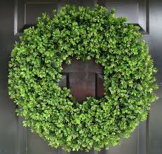 27 best boxwood wreaths images on summer wreath
