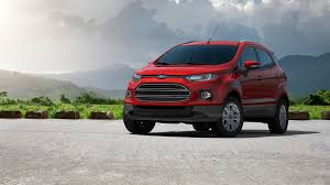 ford u0027s ecosport looks like a fiesta that u0027s been stung by a bee