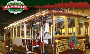 up to 38 off holiday cable car tour classic cable car