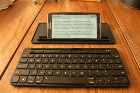 large key keyboards for android microsoft universal mobile keyboard on solid but not quite