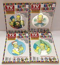 the simpsons book lot ebay