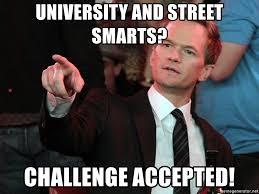 Challenge Accepted Meme Generator - barney stinson challenge accepted meme generator mne vse pohuj