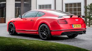 bentley cars 2017 2017 bentley continental supersports 700hp the world u0027s fastest