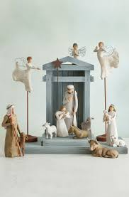 Home Interior Nativity