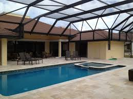 a patio enclosure is generally ordered to offer a pleasant view of