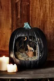 halloween decoration pumpkin diorama really the possibilities