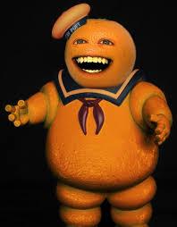 orange marshmallow haha annoying orange