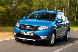 sandero renault stepway dacia sandero stepway prices announced auto express