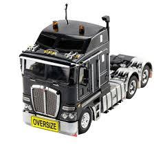 kenworth mud flaps australia 1 50 kenworth k200 prime mover cab over truck drake charcoal