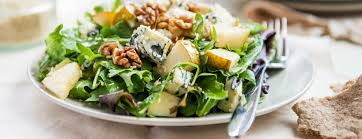 roasted pear salad recipe with blue cheese dressing berkeley