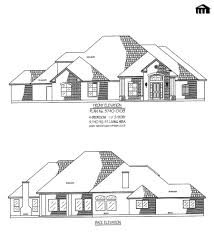 4 Bedroom House Plan by 4 Bedroom One Story House Plans
