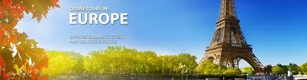 cruisetours to europe 2017 and 2018 europe cruise tours the