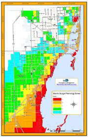 Florida Flood Zone Map by Evacuation Information U0026 Centers Palmetto Bay Fl