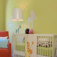 nursery paint colors design ideas