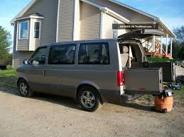 2003 chevrolet astro information and photos zombiedrive