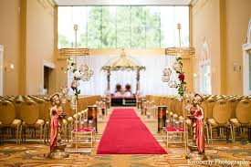 hindu wedding supplies beautiful outdoor gold mandap set up for indian wedding ceremony