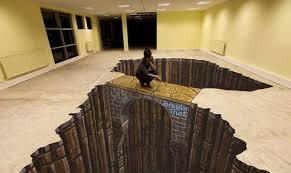 Flooring Ideas 3d Art By Joe Hill Reinventing Modern Floor Painting And