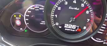 porsche panamera s 0 60 2017 porsche panamera turbo 0 140 mph acceleration test shows