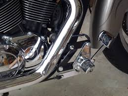 volar forward controls for sabre 1100 honda shadow forums