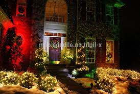 cheap outdoor decorations cheap outdoor christmas laser lights laser walmart christmas