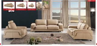 living room modern leather living room furniture medium brick