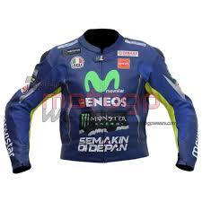 motogp jacket valentino rossi motogp 2017 motorbike racing leather jacket