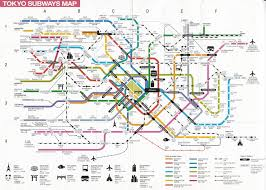 Shenzhen Metro Map by Tokyo Transportation Recommendations Train Station Tokyo And Japan