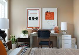 Guest Bedroom Decor by Office Decor Outstanding Guest Bedroom And Office Combination