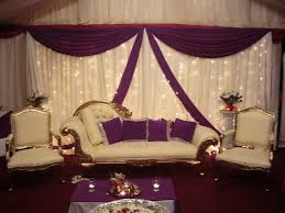 wedding decor ideas without flowers included wedding decor draping