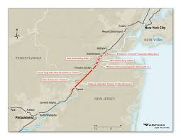 Amtrak Service Map by New Jersey High Speed Rail Improvement Program Nec Amtrak Com