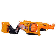 target world black friday nerf doomlands 2169 lawbringer blaster nerf