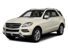 2014 mercedes lineup mercedes m class m class history m classs and used m