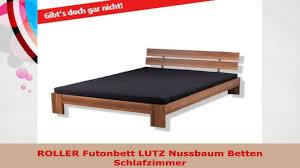 Schlafzimmer Angebote Lutz Roller Futonbett Lutz Nussbaum Betten Schlafzimmer Youtube