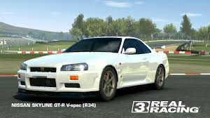 nissan skyline r34 paul walker nissan skyline gt r v spec r34 real racing 3 wiki fandom