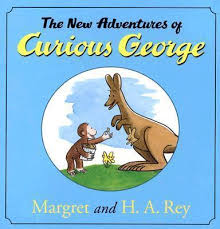 curious george stories share margaret rey 9780547595290