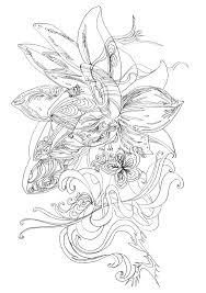 miron u0027s blog flower drawing sketch