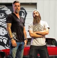 richard rawlings long hair beyond get revved up for new episodes of fast n loud
